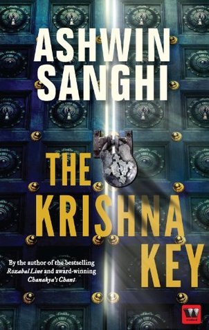 Cover of The Krishna Key